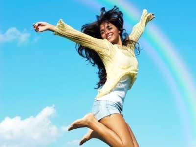 Ученые: Энергичность человека зависит от уровня счастья