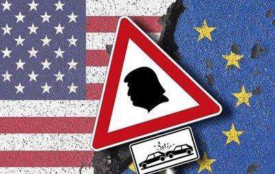 Евросоюз назвал условия отмены пошлин для американских товаров