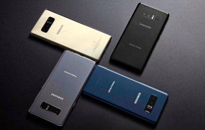 Samsung Galaxy Note 9 впервые показали на рендерах (видео)