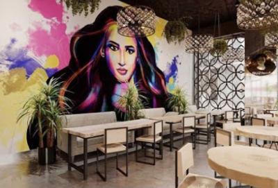 Ресторан «BuzFood» в Москве открыла Ольга Бузова