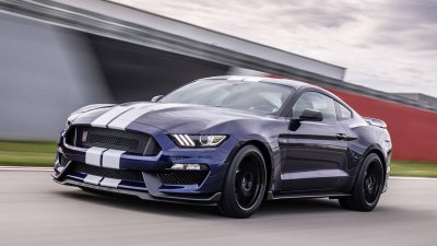 Ford обновил Mustang Shelby GT350