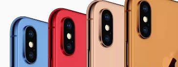 Бюджетный iPhone выпустят в пяти цветах