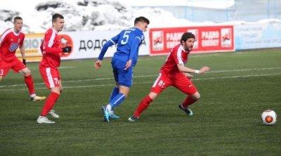 ФК «Краснодар-2» провел игру второго тура главенства ФНЛ