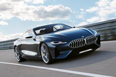 Ð154;Ñ131;пе BMW 8 Series запÑ131;Ñ129;Ñ130;Ñ143;Ñ130; в Ð¿Ñ128;оизводÑ129;Ñ130;во