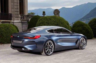 Купе BMW 8 Series запустят в производство