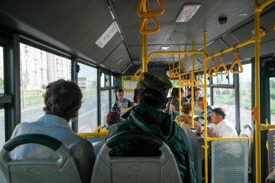 В Астане проезд подорожал в два раз