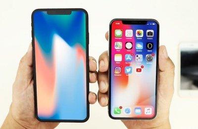 Ð146; СеÑ130;и поÑ143;вилиÑ129;Ñ140; Ñ129;нимки новÑ139;Ñ133; моделей iPhone
