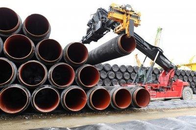 В Германии началась укладка первых труб «Северного потока-2»