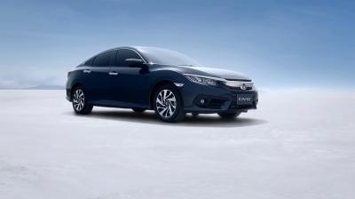 Honda представила обновленный Civic 2019