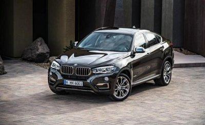 В Сети появились фото BMW X6 третьего поколения