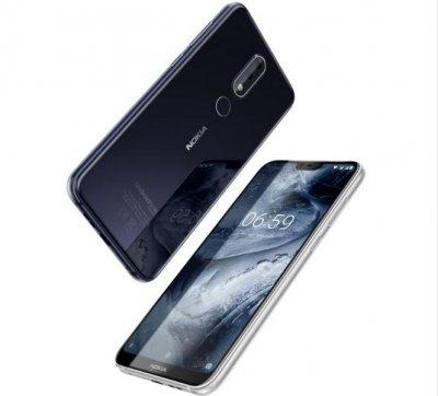 Nokia презентовала новые смартфоны Nokia 5.1 Plus и 6.1 Plus