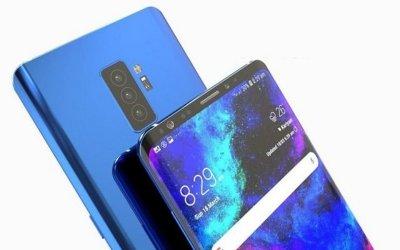 Samsung Galaxy S10 может выйти в пяти цветах