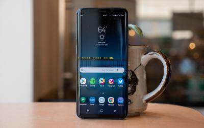 Samsung Galaxy S9+ Ñ129; Ð¿Ñ128;оÑ136;ивкой Android 9.0 Pie поÑ143;вилÑ129;Ñ143; в СеÑ130;и