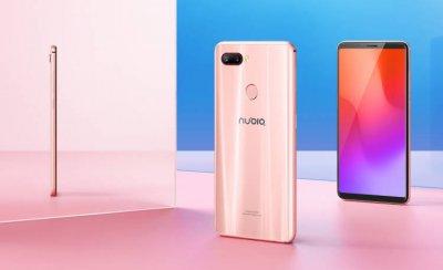 ZTE представила флагманский смартфон Nubia Z18