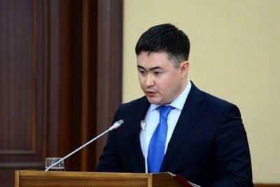 Сулейменов: 3,8% составил рост экономики Казахстана за 8 месяцев