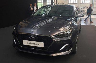 Hyundai показал новый i30 Fastback N (видео)