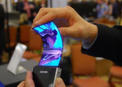 LG выпустит смартфон со сгибающимся экраном