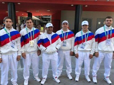Сборная России лидирует в общем медальном зачете Юношеской Олимпиады