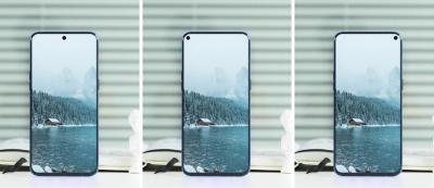 Смартфоны с дырявыми экранами войдут в моду