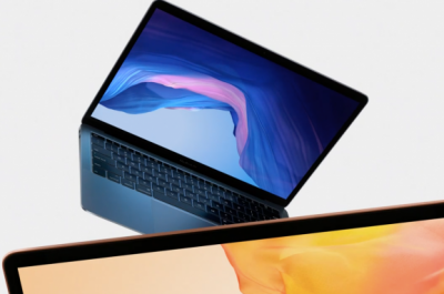 Apple показала новÑ139;е iPad Pro и MacBook Air