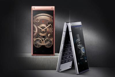 Компания Samsung показала премиальный смартфон W2019