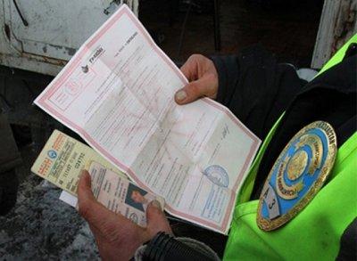 В Алматы у водителей-должников по штрафам будут изымать автомобили