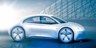 В Сети слили фото электрокара Volkswagen I.D