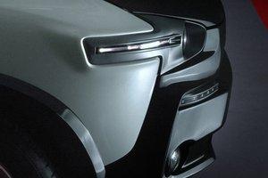 Honda готовится к премьере вседорожного Civic