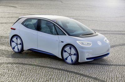 Ð146; СеÑ130;и Ñ129;лили Ñ132;оÑ130;о Ñ141;лекÑ130;Ñ128;окаÑ128;а Volkswagen I.D